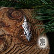 Odin Ravens Pendant